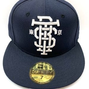 Rocksmith New Era Fitted Cap Sz 7 Hat